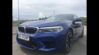 110 # CarVlog2 # Acesta este noul BMW M5 (F90) cu 600 CP si M-xDrive!