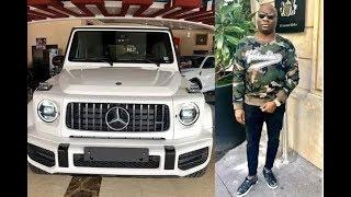 Ten Of The Most Expensive Luxury Cars In Nigerian Celebrities Garages