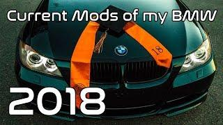 Current Mods on my BMW 2018