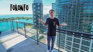 HOW CHEAP IS TORONTO!? (Luxury Apartment Tour)