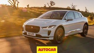 2018 Jaguar I-Pace Review - the ultimate all-electric SUV | Autocar