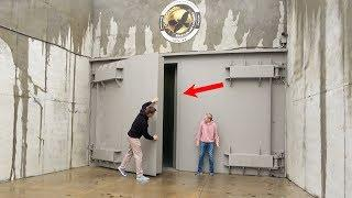 What's inside a Luxury Doomsday Bunker?