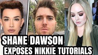 SHANE DAWSON EXPOSES NIKKIE TUTORIALS MONEY