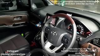 CUSTOMER DARI PALEMBANG | Toyota Voxy 2018 UPGRADE Stir Fortuner VRZ (Paddle Shift AKTIF)