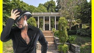 Tim McGraw & Faith Hill House Tour $2900000 Expensive Luxury Lifestyle 2018