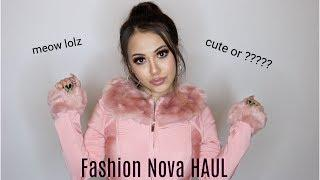 Fashion Nova HAUL!!!