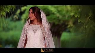 InstaFilm- Najib & Naylah at The Luxury Hylands Estate by Ayaans Films -Indian Muslim Wedding.