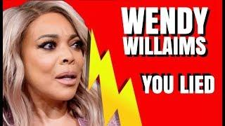 WENDY WILLIAMS OFFICIALLY CANCELED