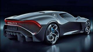 2019 Bugatti La Voiture Noire - Special Hyper Car Hand-Crafted For A Bugatti Enthusiast