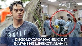 Diego Loyzaga NAG-SUIC*DE? INATAKE ng Lungkot! Alamin!