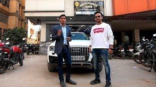 Second hand Luxury Cars BMW Audi Jaquar for Sale in Patna
