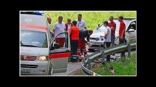 Drama bei Deutscher Bergmeisterschaft - Radlerin dreht bei Rennen um – Crash mit Begleitauto