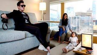 RICHARD GUTIERREZ & SARAH LAHABATI Ipinasilip Ang Luxury Hotel Nila Habang Vacation Sa Hong Kong