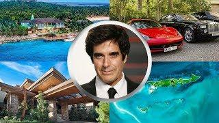 DAVID COPPERFIELD ● BIOGRAPHY ● House ● Cars ● Family ●  Net worth ● 2018