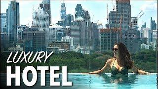 5 STAR HOTEL BANGKOK - Luxury Birthday Surprise!