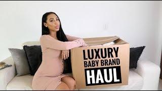 LUXURY BABY HAUL! WHAT I GOT MY SON | CHILDSPLAY