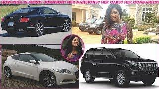 How Rich is Mercy Johnson? Her Mansions, Cars, Luxuries & Assets