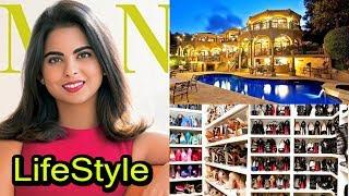 Isha Ambani Luxurious Lifestyle, Income, House, Cars,  & Net Worth