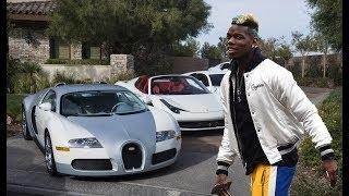 Luxury Life Of Paul Pogba 2018
