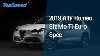 2019 Alfa Romeo Stelvio Ti Euro Spec