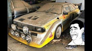 60 Abandoned Supercars and Luxury cars around the World 2018 Part.56 - Ferrari Lamborghini Bugatti