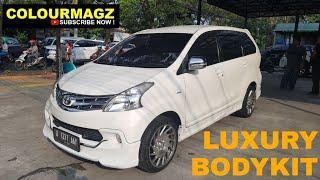 BODYKIT NEW AVANZA - Model Luxury