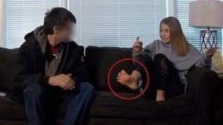 Catching a Craigslist Predator | Predator Loves Feet (Social Experiment)