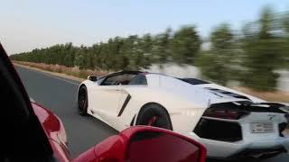 Lamborghini aventador Vs Ferrari 458 | Super Luxurious Cars | Luxury Cars