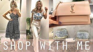 Come Luxury Shopping With Me & My Boyf! Selfridges With Topshop, Free People, Chloe Try On Haul