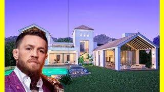Conor McGregor House Tour $2300000 Luxury Expensive Villa In Marbella