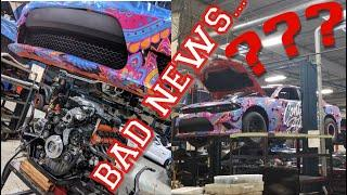 BAD NEWS ABOUT THE BLOWN HELLCAT MOTOR UPDATE!