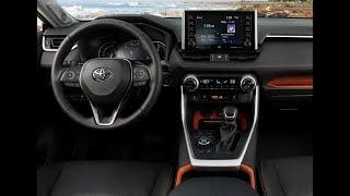 2019 Toyota RAV4 Adventure Multimedia Sportiest RAV4 Limited Grade Journey Luxury
