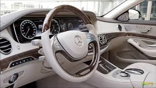 Top5 Interior Luxury Cars For 2018
