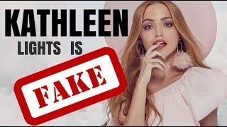 KATHLEEN LIGHTS IS FAKE