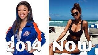 Disney & Nickelodeon Girls & Women Famous Stars Before and After 2018 ★ Then and Now