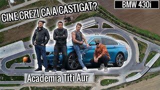 INTRECERE PE CIRCUIT 430i Poro, Andrei Dima si Bogdan Pricope