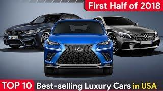 Top 10 Best Selling Luxury Cars in USA