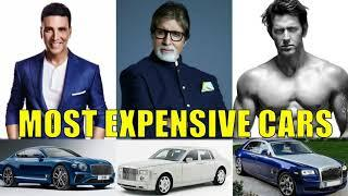 Top 10 Most Expensive Luxury Cars of Bollywood