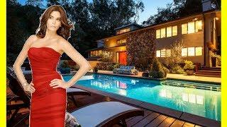 Teri Hatcher House Tour $1500000 Studio City Luxury Lifestyle 2018