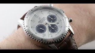 2018 Breitling Navitimer 8 B01 Limited Edition AB01171A1G1P1 Luxury Watch Review