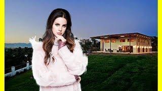 Lana Del Rey House Tour $3770000 Studio City Luxury Lifestyle 2018