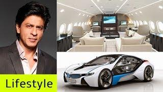 Shah Rukh Khan Luxurious Lifestyle, Family, Kids, House, Cars, Net Worth And Biography 2018