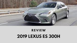 2019 Lexus ES 300h - Better Than German Competitors? | REVIEW