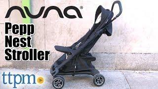 PEPP Next Stroller from Nuna