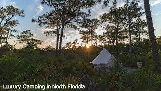 Florida Travel: Luxury Camping in North Florida