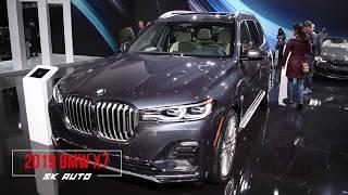 The New 2019 BMW X7 Is The Ultimate Full Size Luxury SUV