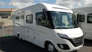 Luxury French RV review : Le Voyageur LV6 8LF