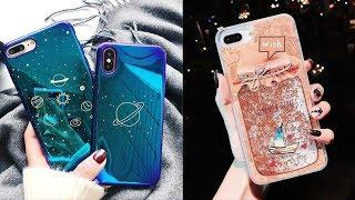 10 Amazing DIY Phone Case Life Hacks! Phone DIY Projects Easy - LUXURY PHONE CASE