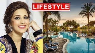 Sonali Bendre lifestyle, family, net worth, husband, children, career, cars, house