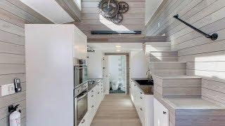 Incredible Stunning Fully Furnished Custom THOW with Luxury Amenities